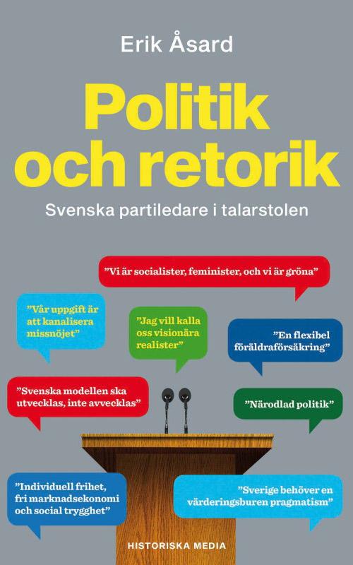 Politik och retorik