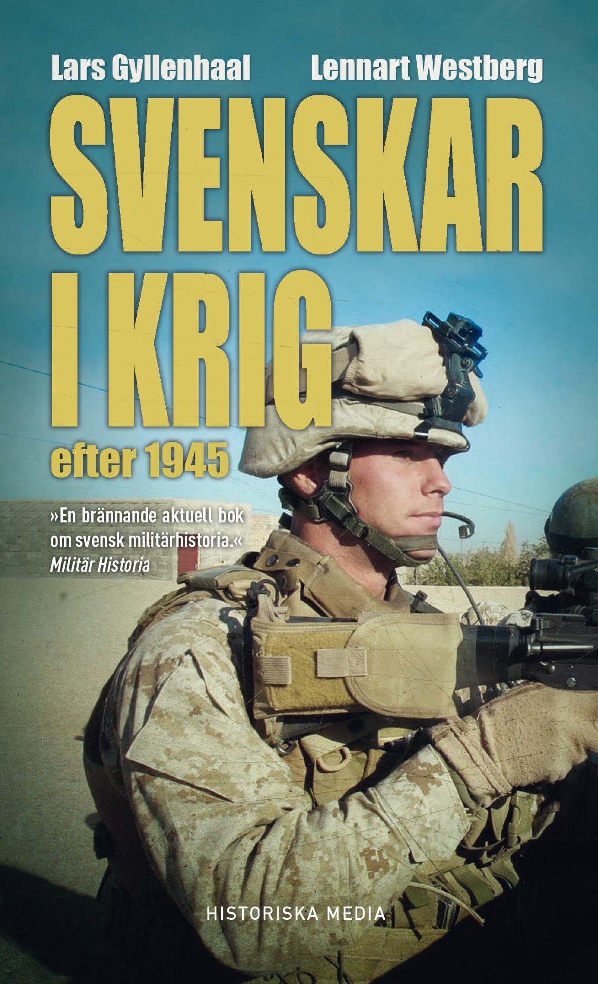 Svenskar i krig efter 1945