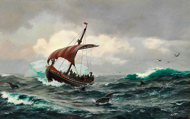 Christofer Columbus - Leif Eriksson