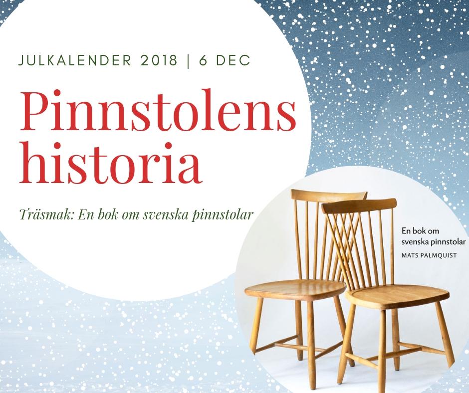 Pinnstolen – en svensk klassiker