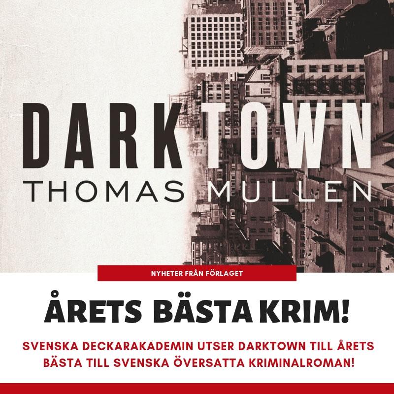 Darktown - Årets bästa översatta kriminalroman