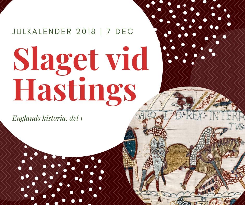 Slaget vid Hastings