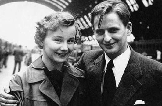 Lisbet och Olof Palme, 1960-tal