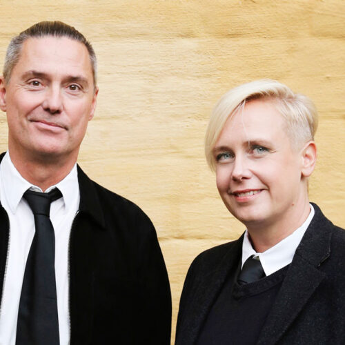 Ted Hesselbom, Anna Lihammer