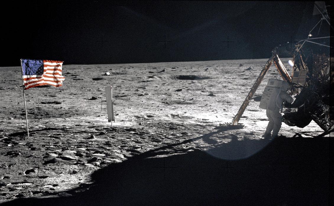 Månlandningen - Neil Armstrong
