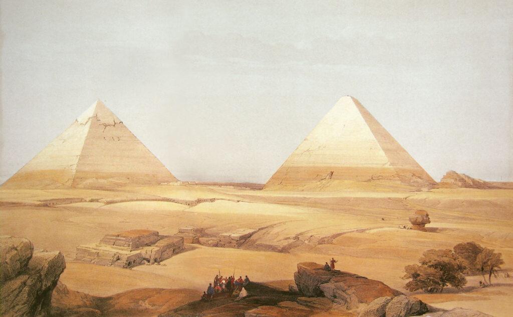 Pyramiderna