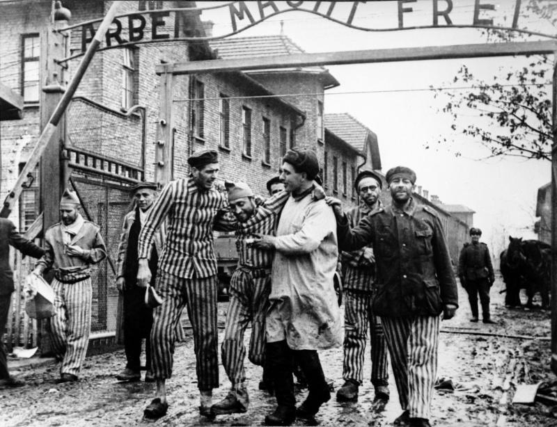 Auschwitz, 27 januari 1945