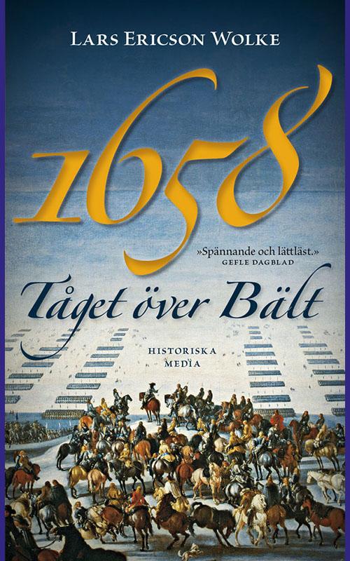 1658: Tåget över Bält