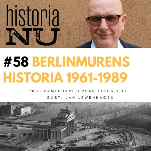 Järnridån - Berlinmurens historia