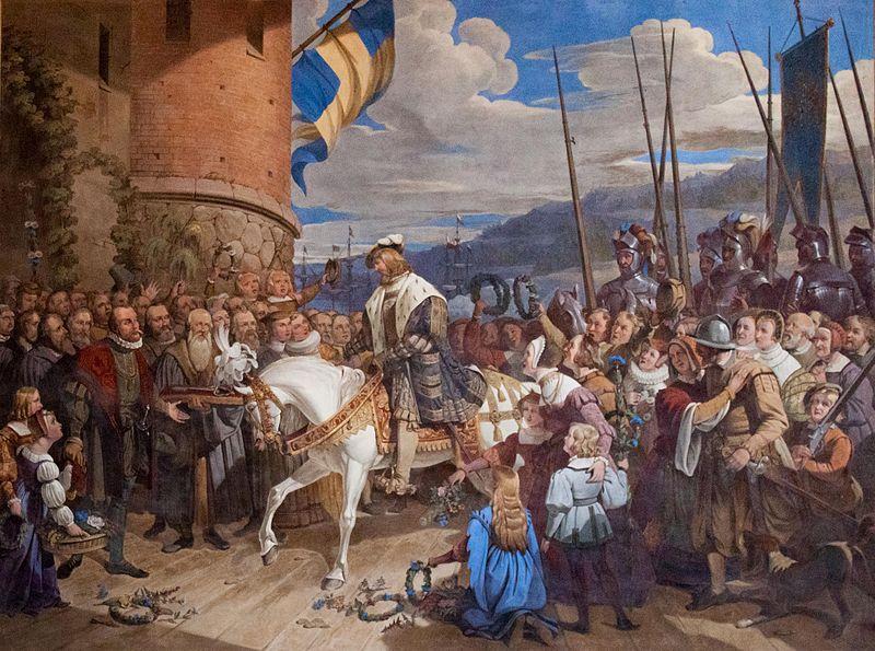 Nationaldagen - Gustav Vasas intåg i Stockholm
