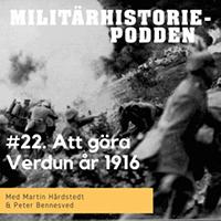 Militärhistoriepodden, avsnitt 22