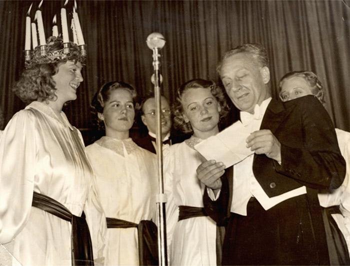Lucia, 1937
