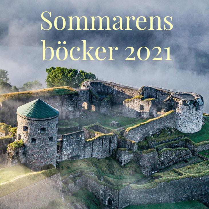 Sommarens böcker 2021