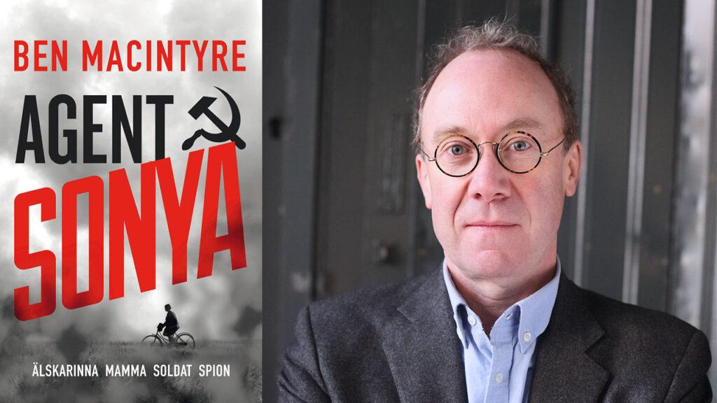 Agent Sonya, Ben Macintyre