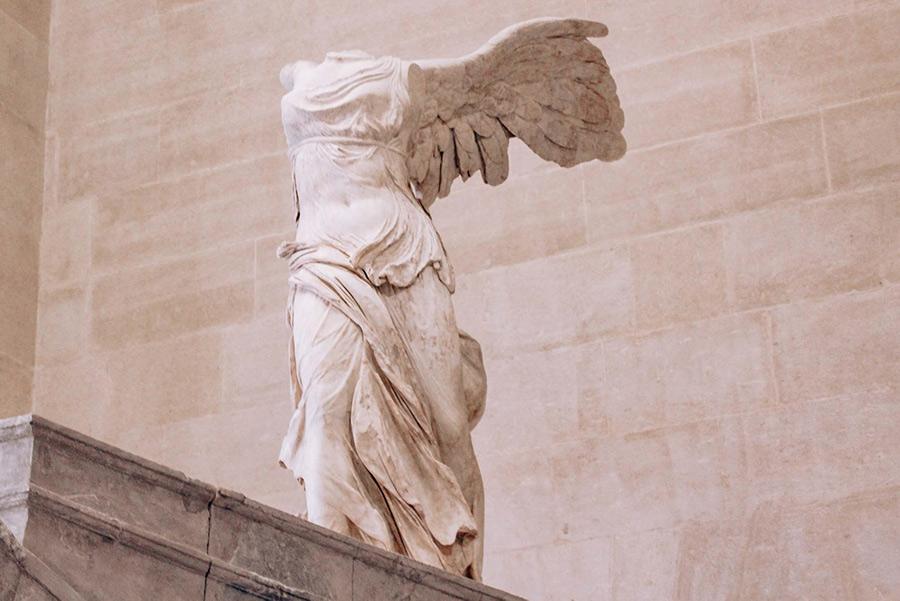 Hellenismen - Nike från Samothrake