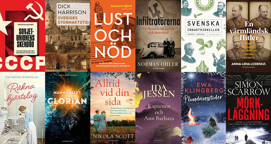 Höstens böcker 2021