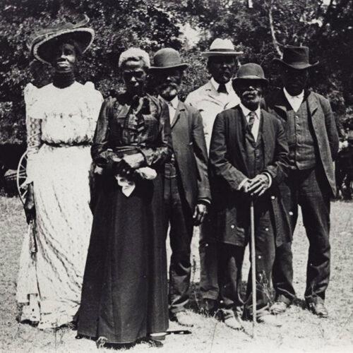 Juneteenth-firande 19 juni 1900
