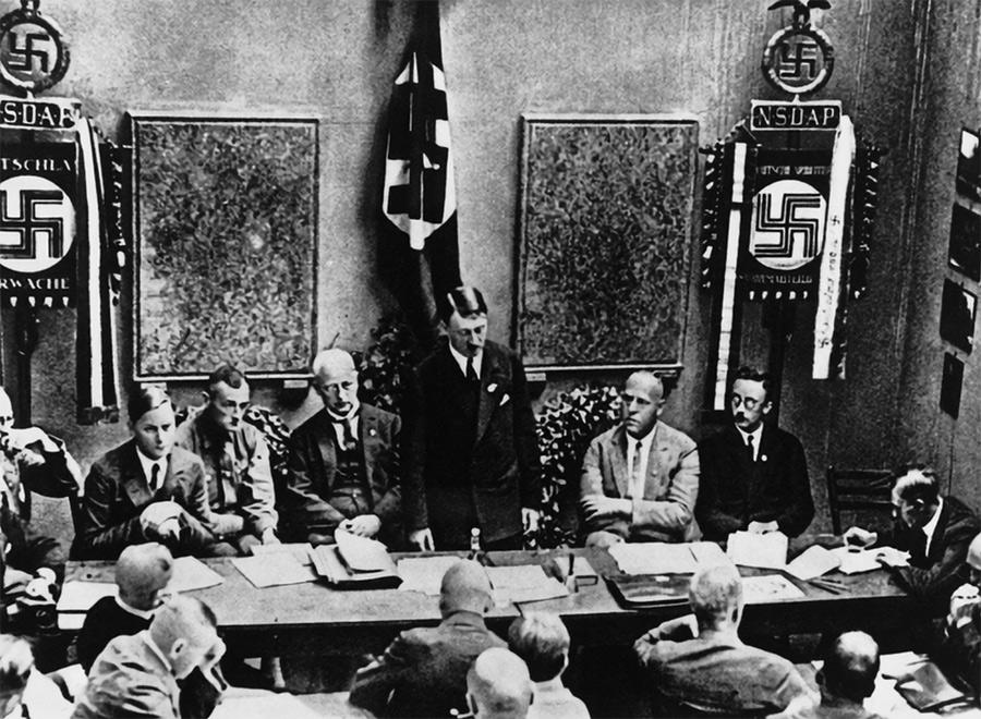 Nazistpartiet, 1925