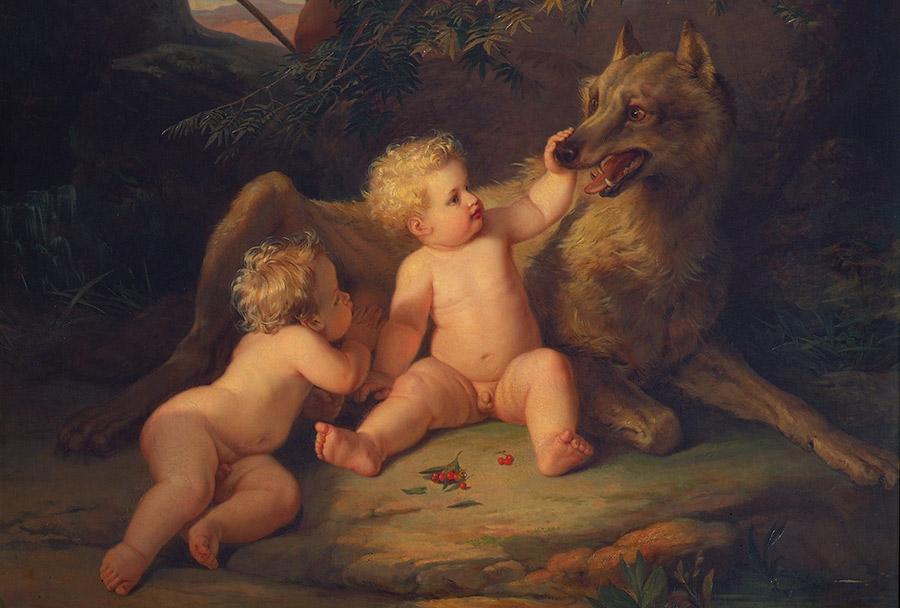 Romulus och Remus