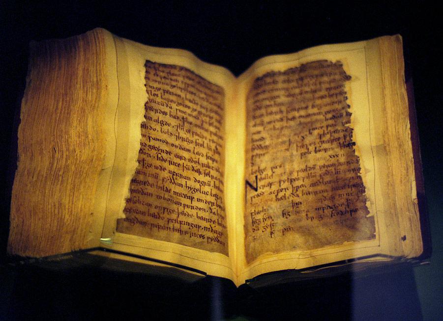 Beowulf, British Library, London, England