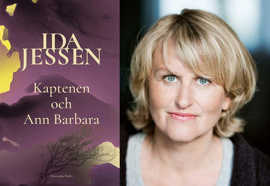 Kaptenen och Ann Barbara, Ida Jessen
