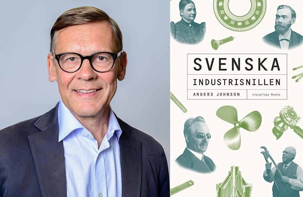 Anders Johnson, Svenska industrisnillen